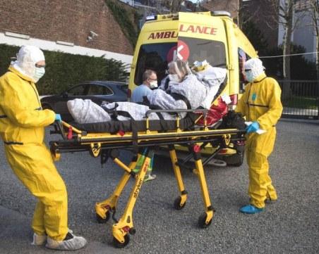 В Белгия разкриха причината за необичайно високата смъртност от COVID-19