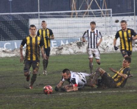 Ботев припомня победа срещу Локо на Лаута