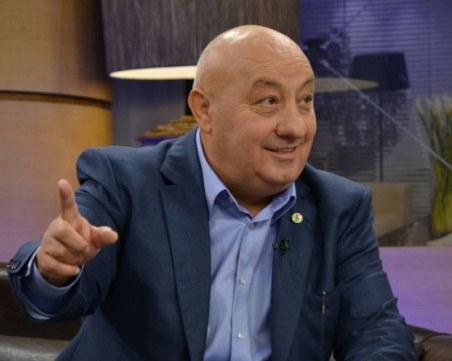 Гергов отвръща на удара: Поведението на депутатите на БСП не е унижение, а самоунижение