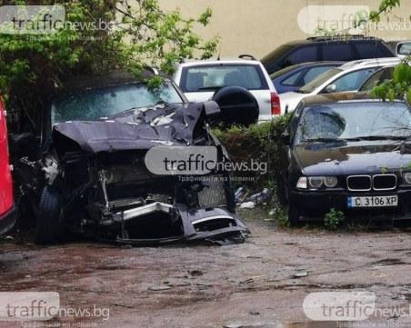 Свидетел на катастрофата с Милен Цветков: Гръм като от експлозия
