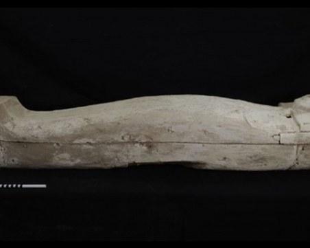 Мумия на млада девойка от XVII династия на фараоните е открита в Луксор
