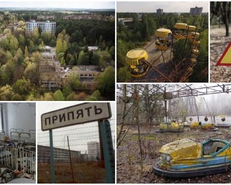 На този ден: Навършват се 34 години от аварията в Чернобил