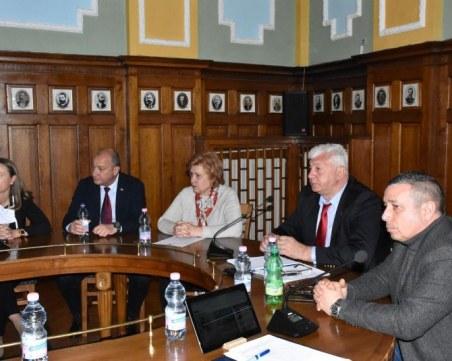 Зико изпрати благодарствени писма до пловдивските депутати за лабораторията