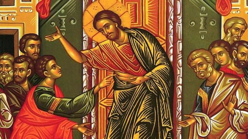 Томина неделя – Великден на мъртвите