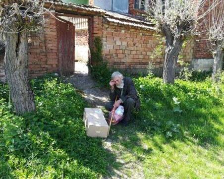Доброто продължава: Самотен старец дари пенсията си на Александровска болница
