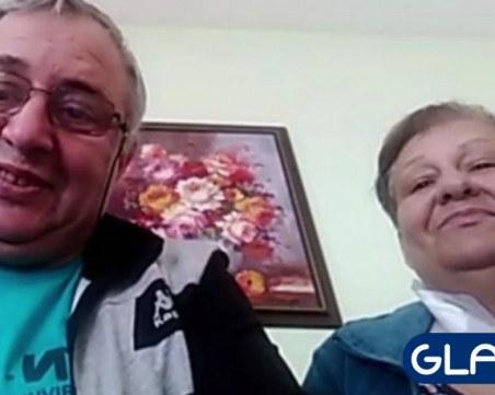 Първото излекувано семейство от Пловдив разказа за битката със заразата!