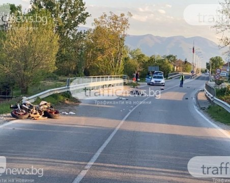 Забранен завой довел до зверската катастрофа, убила 30-годишния Георги край Пловдив