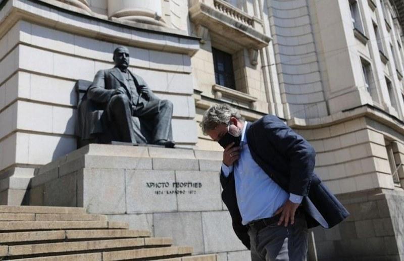 Боил Банов за пробитата фасада на СУ: Някои институции считат, че са над закона!