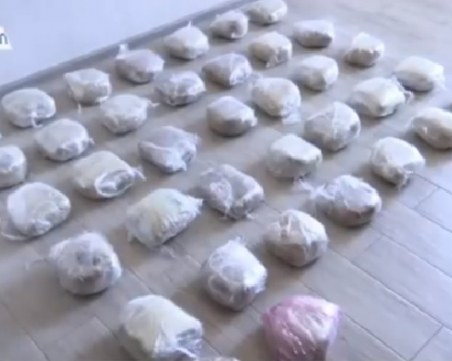 Спипаха двама българи с 40 кг хероин в Грузия