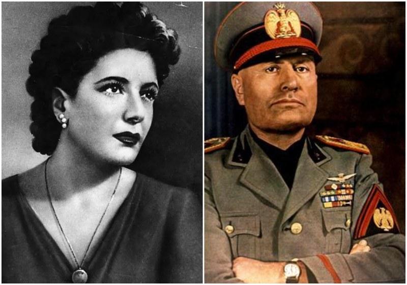 На този ден: Мусолини е убит, заедно с любовницата си Кларита
