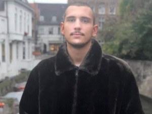 Кристиян, обвинен в убийството на Милен Цветков, няма да жали ареста си