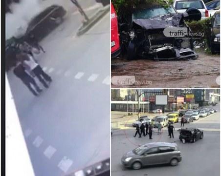 МВР издирва пешеходците, станали свидетели на жестокото меле, в което загина Милен Цветков
