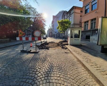 Поставят нова бариера в центъра на Пловдив! Вижте къде