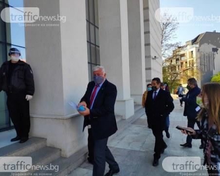 Зико събира политическите сили, дискутират бъдещето на Пловдив