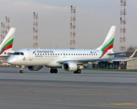 Издирват пътниците от полет между София и Амстердам заради заразен