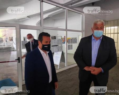 Пловдив чака Световната банка за общинско предприятие с електробуси
