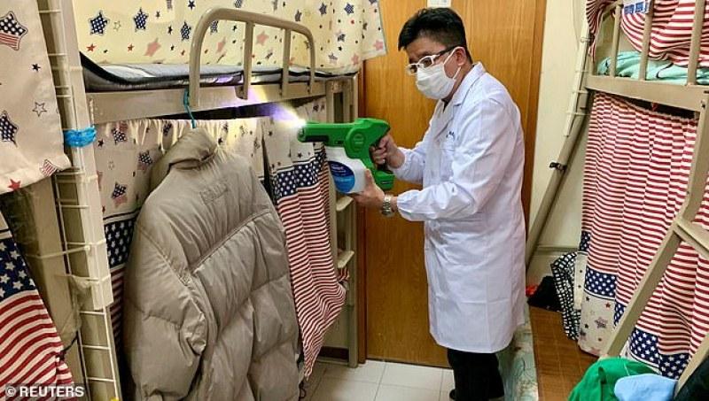Пускат спрей срещу коронавирус за 7 паунда