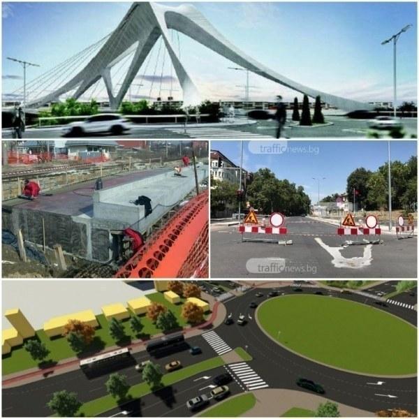 Вътрешният ринг на Пловдив приоритетен, Общината подаде четири големи проекта за финансиране