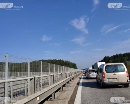 40 000 автомобила са напуснали София вчера