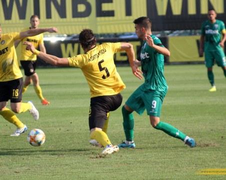 Ботев припомня драматична победа в мач със 7 гола