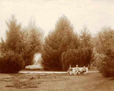 Княжеската градина в Пловдив - един от най-красивите паркове в страната