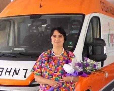 Д-р Иванова била интубирана, колегите й се борили за живота й