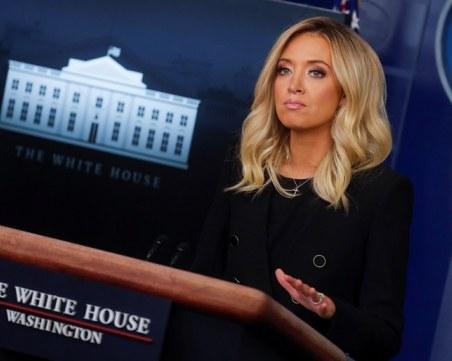 Новата говорителка на Белия дом: Никога няма да излъжа