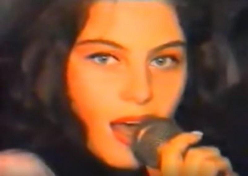 Камелия показа клипче от участие, заснето в началото на 90-те