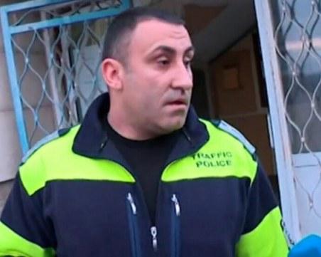 Данчо Катаджията заплашва свидетели срещу него, още един полицай е намесен в случая