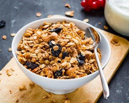Идея за вкусна и полезна закуска: Домашна гранола