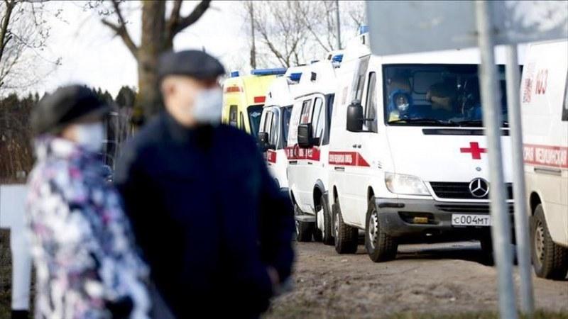 Нов антирекорд в Русия – дневните случаи на COVID-19 минаха 10 000