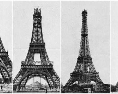 На този ден: Айфеловата кула е отворена за посетители