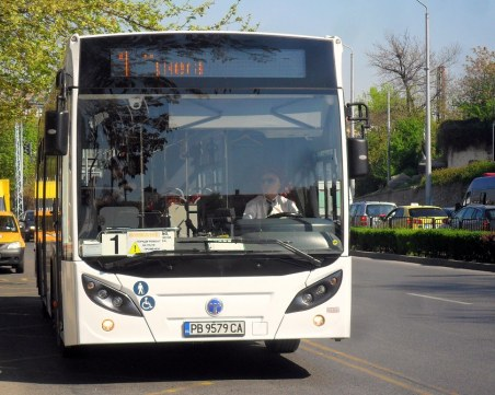 В услуга на превозвачите: Махат нощните автобуси в Пловдив, които и досега бяха като фантоми