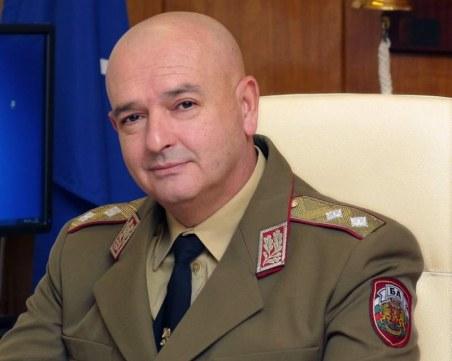 Ген. Мутафчийски: Днес воините отново са на предния фронт
