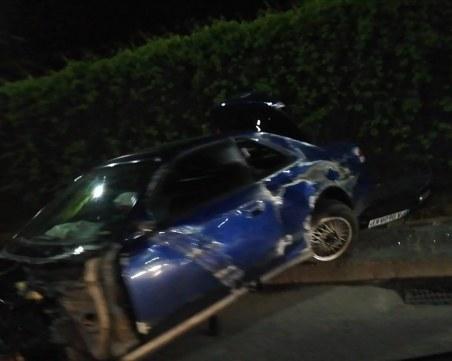 Катастрофа на Коматевския възел – пазраджишка кола с тежки щети