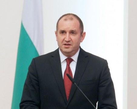 Румен Радев: По пътя на модернизация на армията няма място за угодни сделки и сметки
