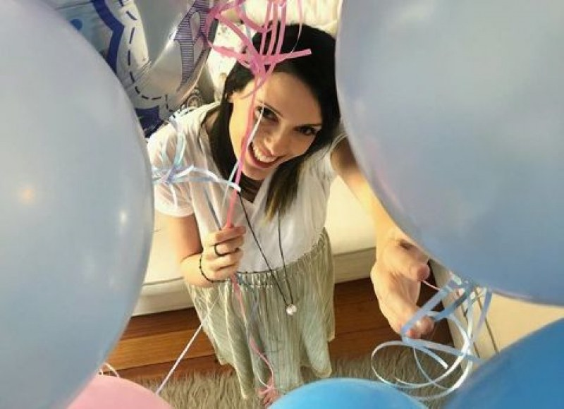 Луиза Григорова разкри пола на бебето