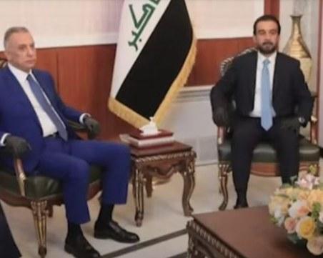 Парламентът в Ирак одобри ново правителство