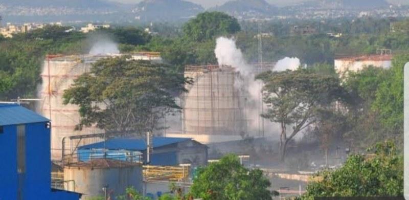 Газ изтече от химически завод в Индия! Има загинали и ранени