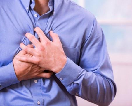 София и Пловдив с най-много пациенти със сърдечна недостатъчност