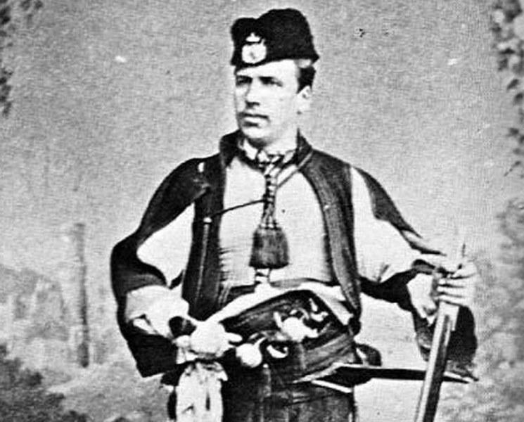 """На този ден: """"Тоз, който падне в бой за свобода, той не умира"""" - 180 години от раждането на Хаджи Димитър"""