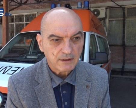Шефът на Спешна помощ: Няма кой да приеме спешен случай в Карлово, водим ги в Пловдив