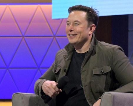 Мъск мести фабриката на Тесла от Калифорния