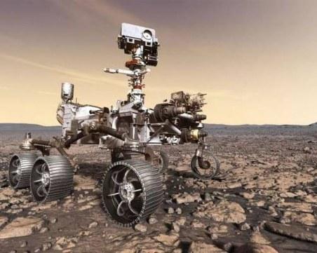 Марсоходът на NASA ще лети до Червената планета въпреки пандемията