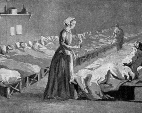 """На този ден: Ден на медицинските сестри или историята на """"Дамата с лампата"""""""