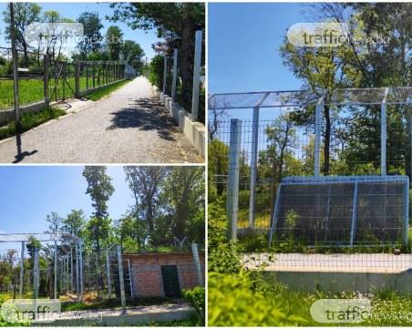 Зоопаркът в Пловдив заприлича на изоставен концентрационен лагер