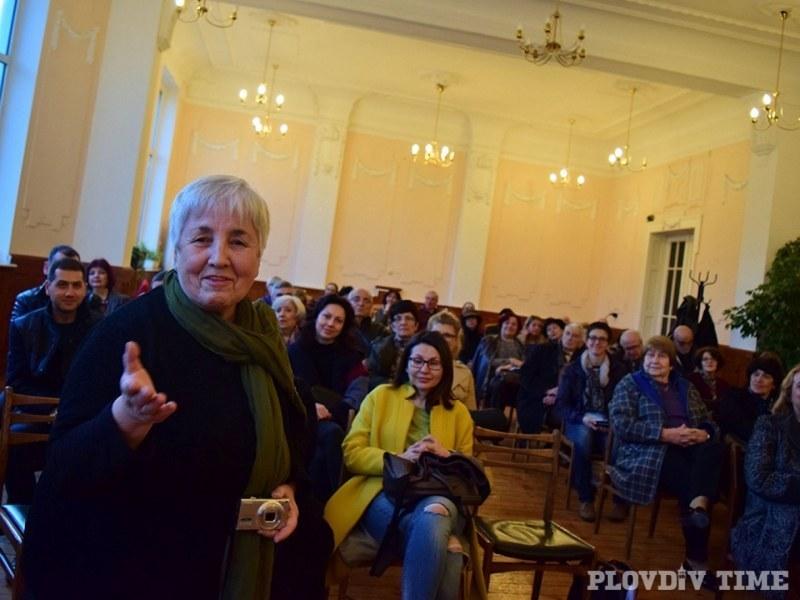 Дружество на пловдивските художници с подкрепа за Пенка Калинкова
