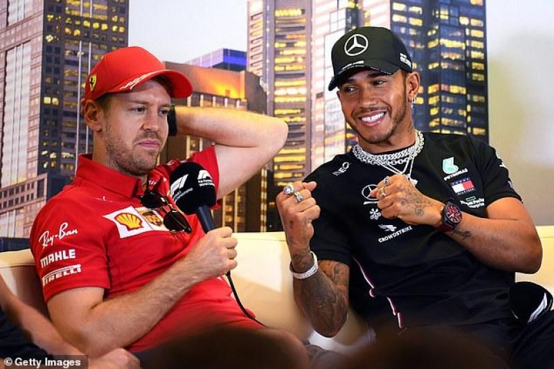 4-кратен шампион във Формула 1 си тръгва от Ферари