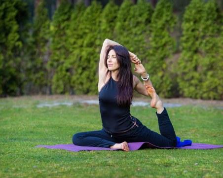 Три пъти йога седмично помага при мигрена