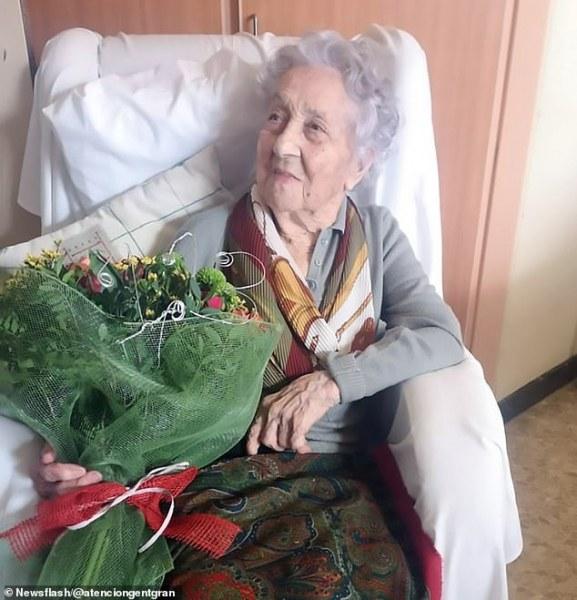 Рекорд: 113-годишна пребори коронавируса